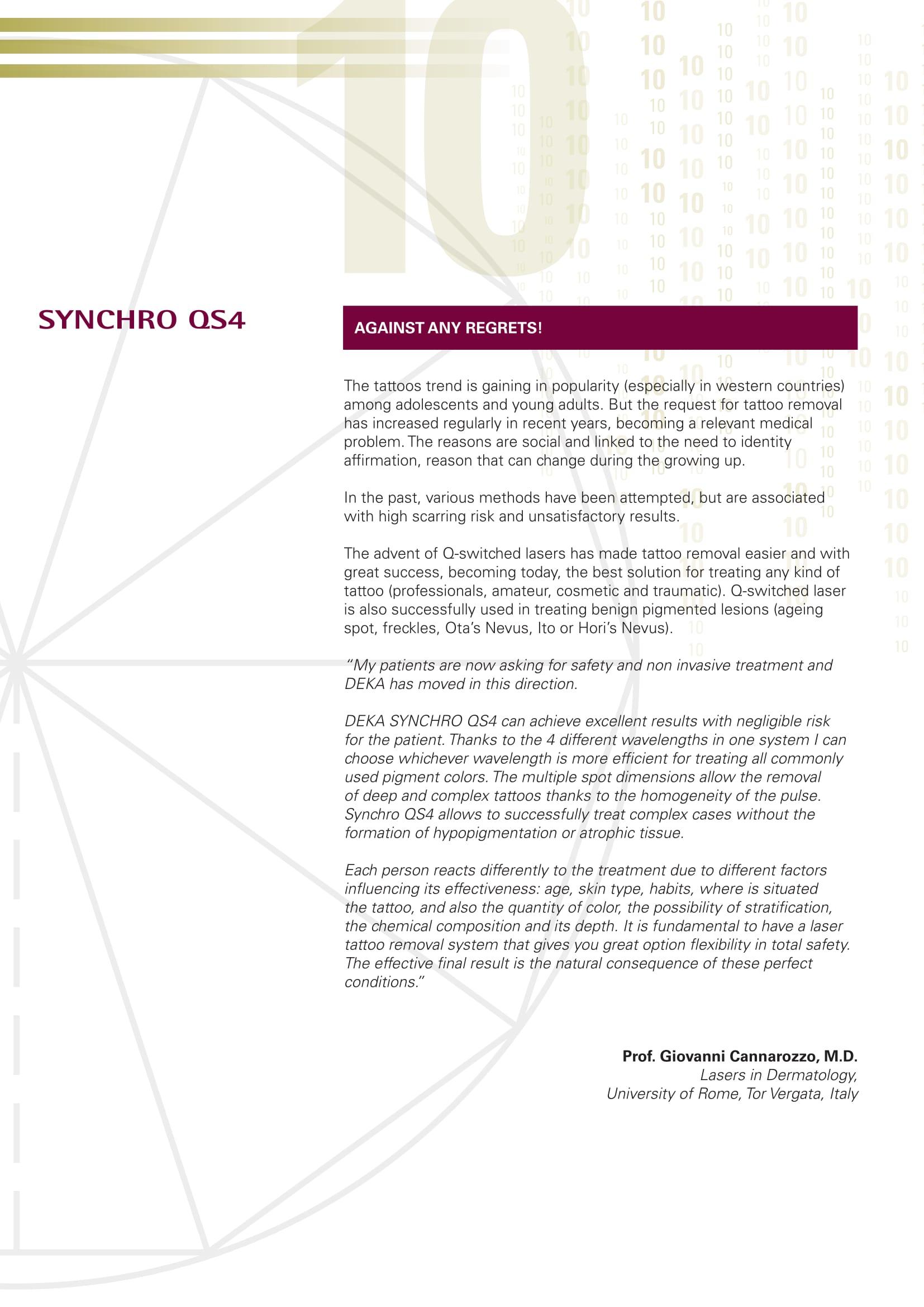 Synchro QS4-2