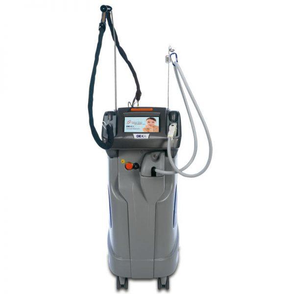 دستگاه لیزر الکساندرایت:سینکرو ریپلی