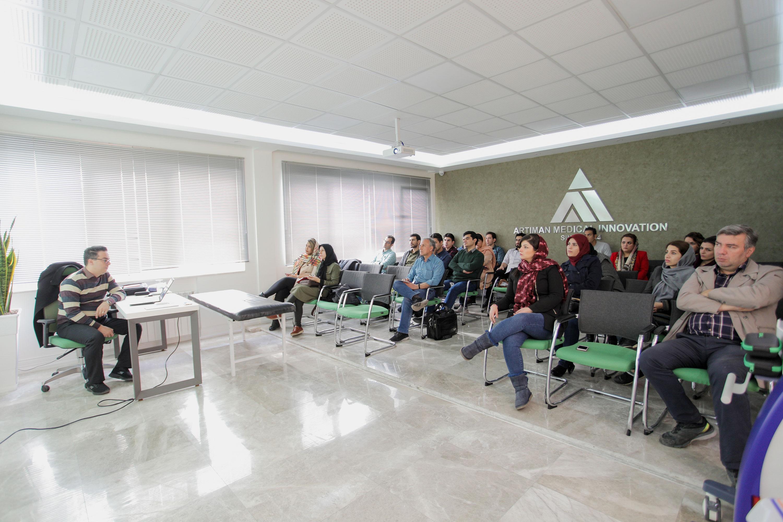 کارگاه آموزشی لیزر