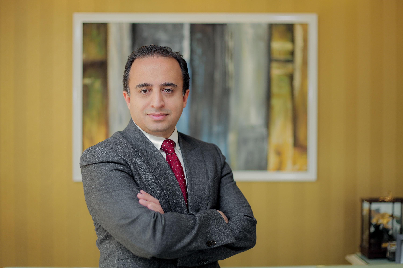 مهندس علی مدنی مدیرعامل شرکت آرتیمان