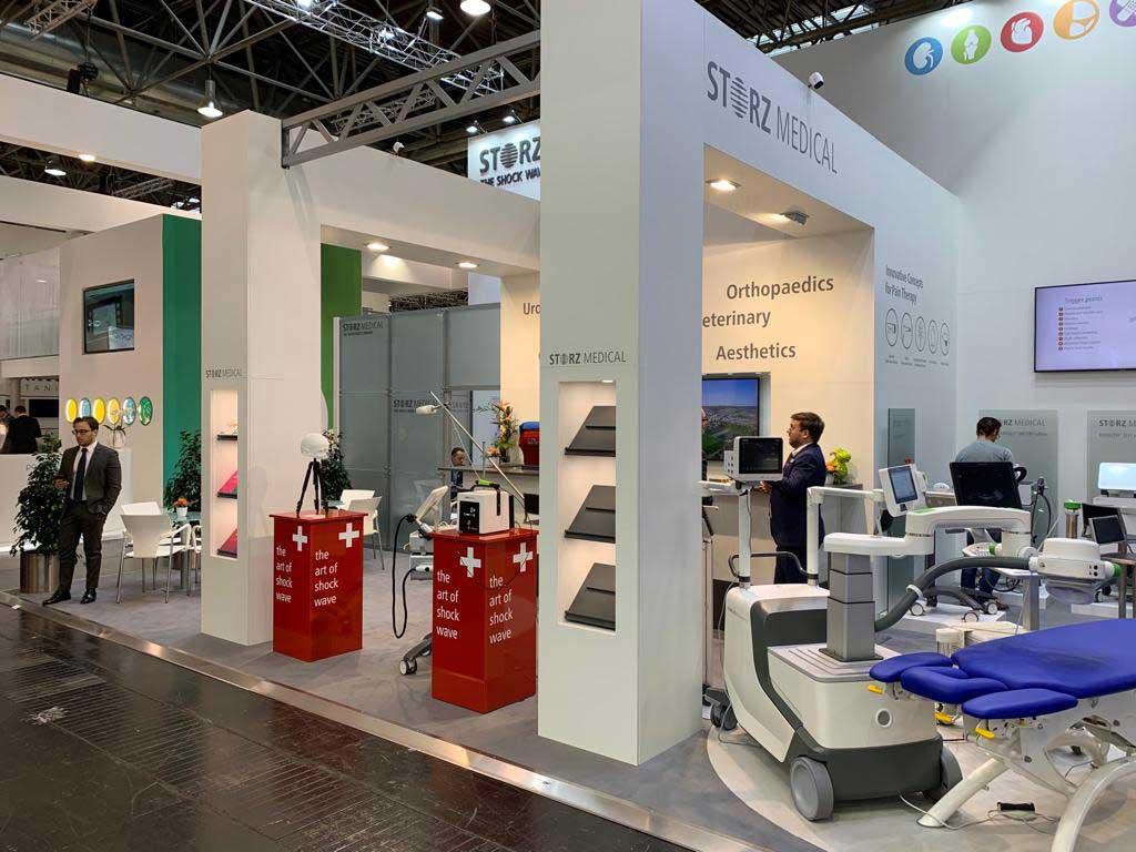 Storz Medical in Medica 2019