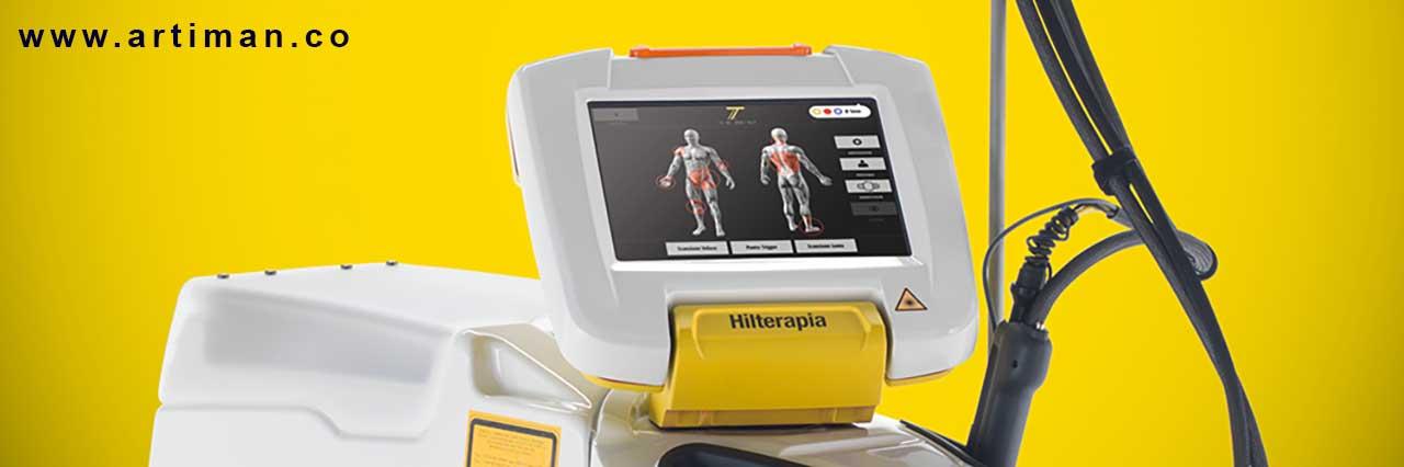 جدیدترین دستگاه درمان زخم