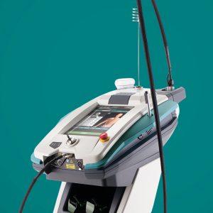 جدیدترین دستگاه لیزر پرتوان