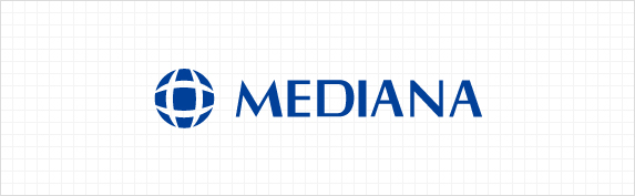لوگوی شرکت مدیانا کره