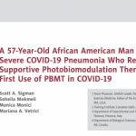سند درمان پنومونی کرونا با لیزر تراپی