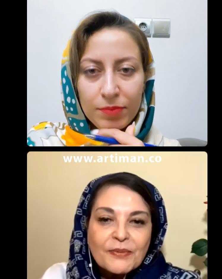 لایو خانم دکتر زعفرانچی و خانم حاج ملک در مورد لیزر مونالیزا