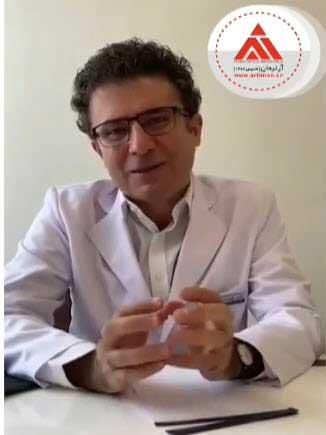 لایو دکتر نوروزی در مورد دستگاه لاغری اوندا